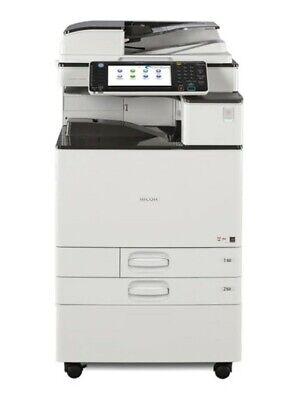 Ricoh Aficio Mp C2003 Color Copier Printer Scanner