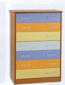 Cassettiera camera letto camerette camere moderno for Cassettiera per cameretta