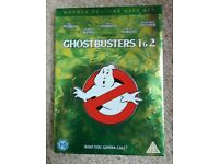 Ghostbusters 1 and 2 (DVD)