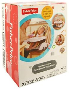 Fisher price space spacer high chair