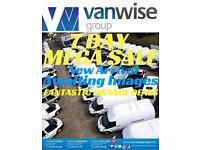 2012 Ford Transit 350 DRW Diesel white Manual