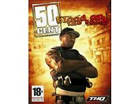 50 cent ps3 game