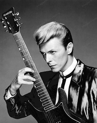 8x10 Print David Bowie 1975 #DB2239