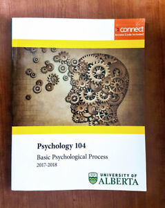 Complete Set of Notes for PSYCO 104