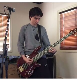 Wanted: Bassist/Vocalist searching for band members.