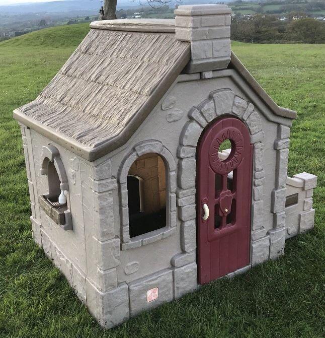 Admirable Step2 Naturally Playful Storybook Cottage Garden Playhouse In Frimley Surrey Gumtree Download Free Architecture Designs Saprecsunscenecom