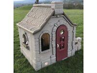 Step2 Naturally Playful Storybook Cottage Garden Playhouse