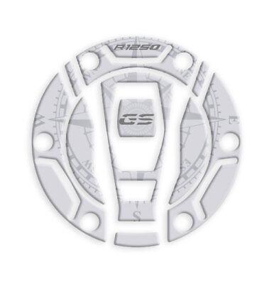 Usado, Protección Tapón Gasolina Resina 3D BMW R 1250GS 2019 GP-579 (M) (White) segunda mano  Embacar hacia Spain