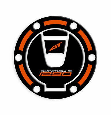 Usado, Protección Tapón Gasolina Resina 3D para KTM 1290 Superduke Gt 2019 GP-606 B segunda mano  Embacar hacia Spain