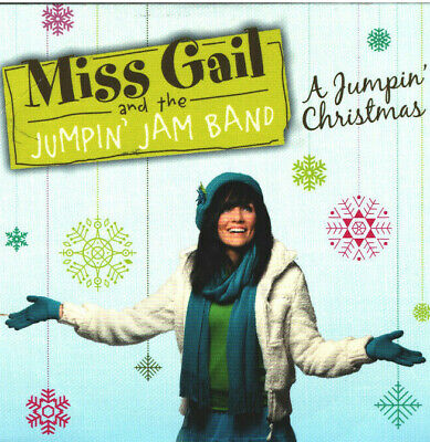 JUMPIN CHRISTMAS Miss Gail Jumpin Jam Band (CD, 2012, BMI) ()