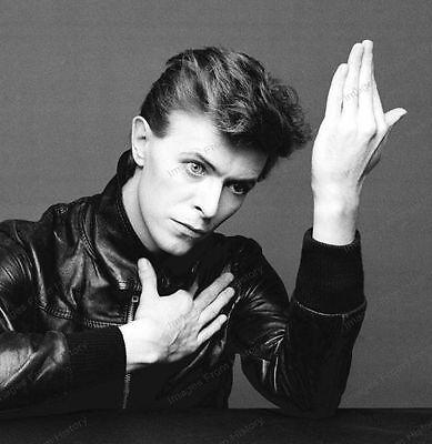 8x10 Print David Bowie 1975 #DB5456