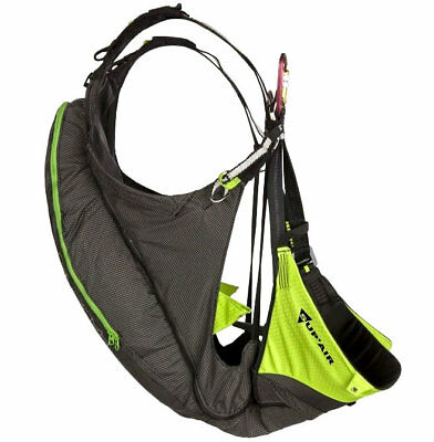 Sup'Air RADICAL 3  *NEW* Paragliding Harness LARGE PPG Paramotor Paraglider