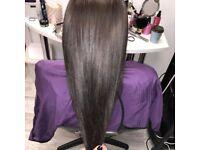 Nano/Micro rings hair extensions all around London