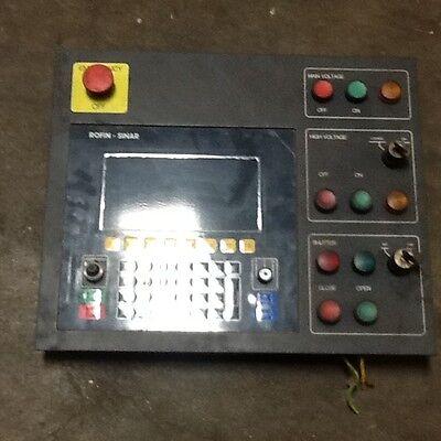 Rofin Sinar Laser Control Siemens 221340