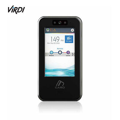 ViRDI AC-1100 RF 125KHz EM Type / Card Terminal with Camera Bluetooth Mobile Key