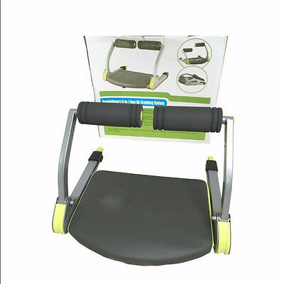 WONDER AB TRAINER FITNESS EQUIPMENT CORE MACHINE SMART HOME GYM BODY EXERCISE UK