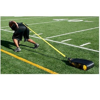 SPEED SAC WEIGHTED SLED RUNNING SPRINT DRAG PULL POWER SPORT RESISTANCE SPEEDSAC