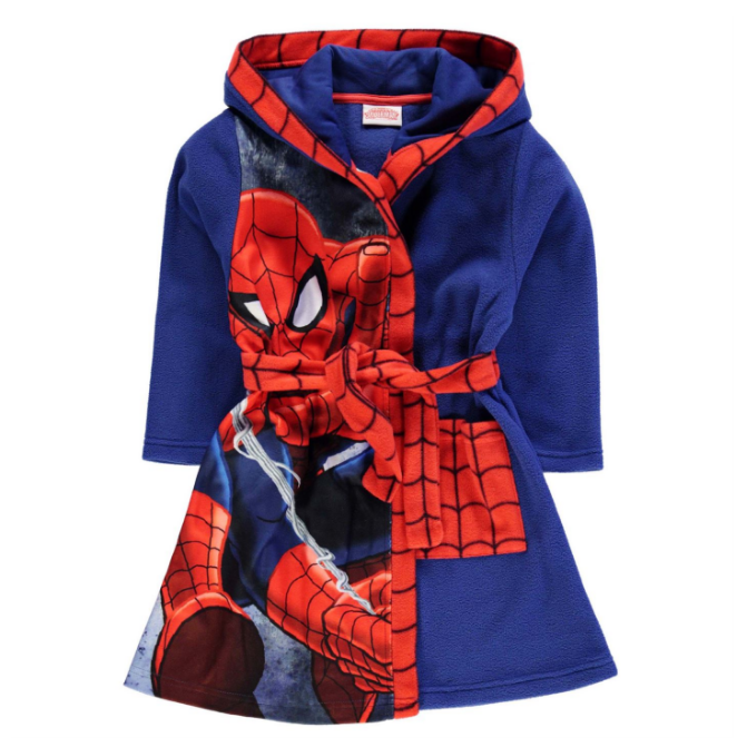 Robe de chambre SPIDERMAN