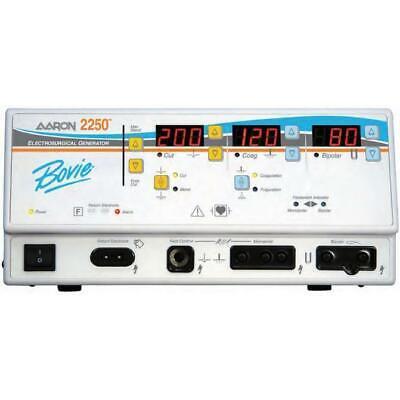 Bovie Aaron 2250 Digital Electrosurgical Generator Refurbished