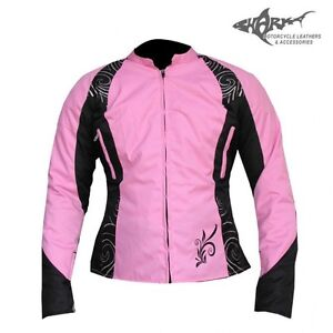 Women's Kore Textile Motorcycle Jacket size S Rivervale Belmont Area Preview