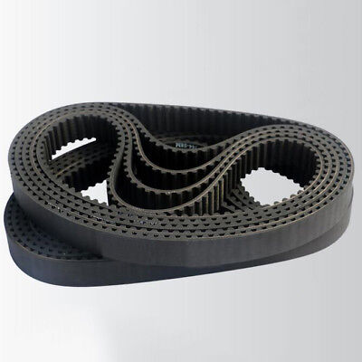 Htd 3m Closed Timing Belt Rubber Drive Belt 10152025mm Width 225486mm Belt