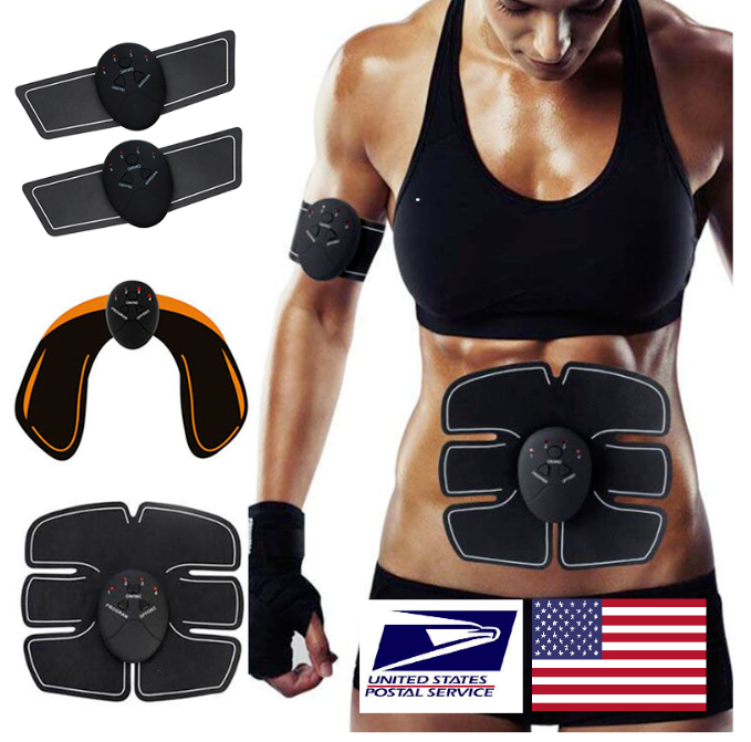 EMS Hip Trainer Electric Muscle Stimulator Wireless Buttocks