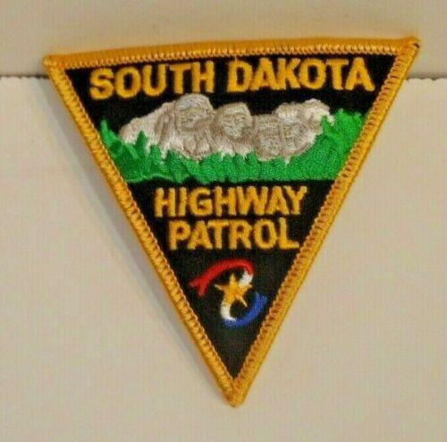SOUTH DAKOTA HIGHWAY PATROL  POLICE OFFICER  patch