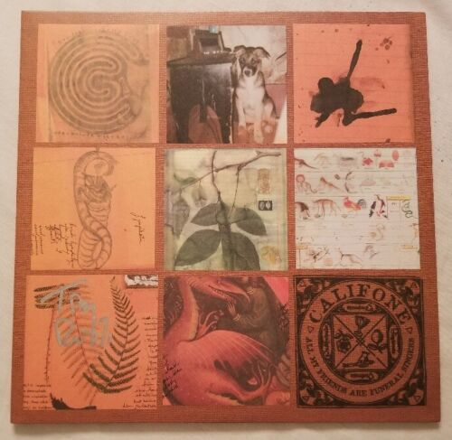 Califone Autographed All My Friends Are Funeral Singers Vinyl LP