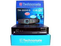 Technomate TM-3000D Satellite Receiver