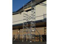 Industrial Aluminium Scaffolding Tower