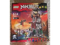 Lego Ninjago Lighthouse Siege New
