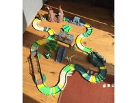 Flexi track jungle track 14 foot of track