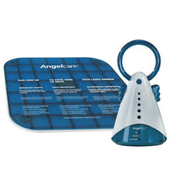 Angelcare AC401 movement matt, base unit and spare charger & dock only - awesome night light