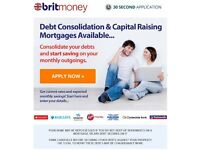 Debt Consolidation & Capital Raising Mortgages