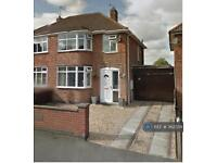 3 bedroom house in Lynmouth Road, Leicester, LE5 (3 bed)