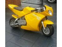 50cc midi moto mini moto kids motorbike quad pit bike moped crosser 110 125