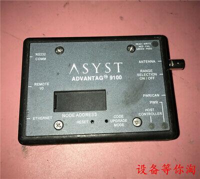 Asyst Advantage Atr9100 Rohs10d Pn 9701-2936-04 Rev.a