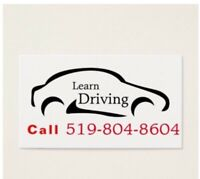 Driving lessons G2- G - Road Test  MTO Approved Instructor.