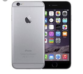 Apple Iphone 6 16GB Space Grey (small scratch on screen)