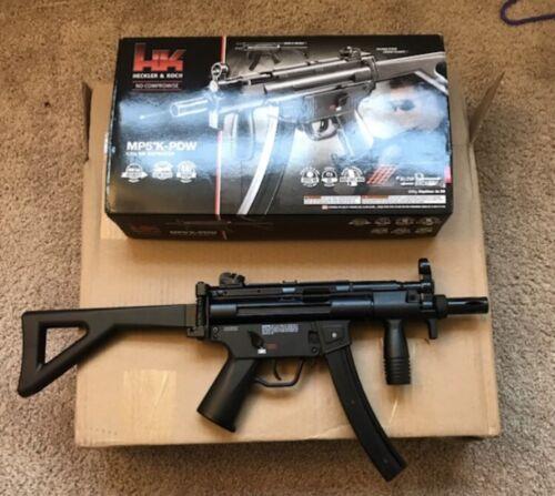 Umarex HK Heckler Koch MP5 K-PDW Semi Automatic .177 Caliber BB Gun Air Rifle - $160.00