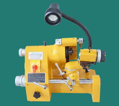 Ce U2 Universal Cutter Grinder Sharpener For End Mill Lathe Cutter Other 220v