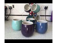 8 soup mugs