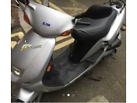 Sym jet euro x 50CC 2 stroke MOPED FOR SALE