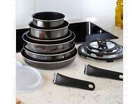 Tefal Ingenio 13 piece Pan set Brand New