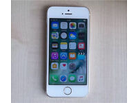 iPhone 5S 02 / Giffgaff 16GB Gold