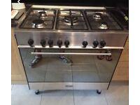 Delonghi Duel Fuel cooker