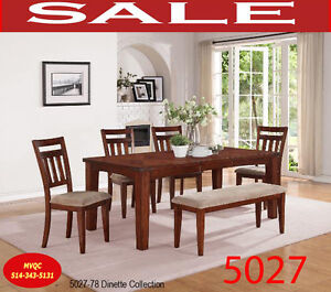 rustic dinette & dining living room furniture, tables, 5027-78,