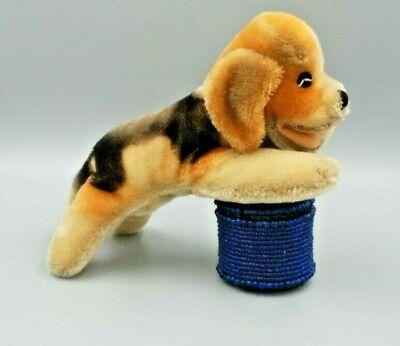 Vintage Steiff Beagle