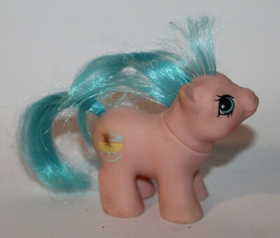 1989 Hasbro MLP My Little Pony Baby Sleep Tight Figure