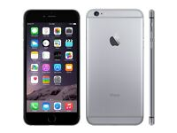 iPhone 6 Plus 64GB Unlocked all network. plus cover